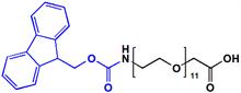 Picture of Fmoc-NH-PEG<sub>11</sub>- CH<sub>2</sub>COOH