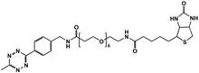 Picture of Methyltetrazine-amino-PEG<sub>6</sub>-Biotin